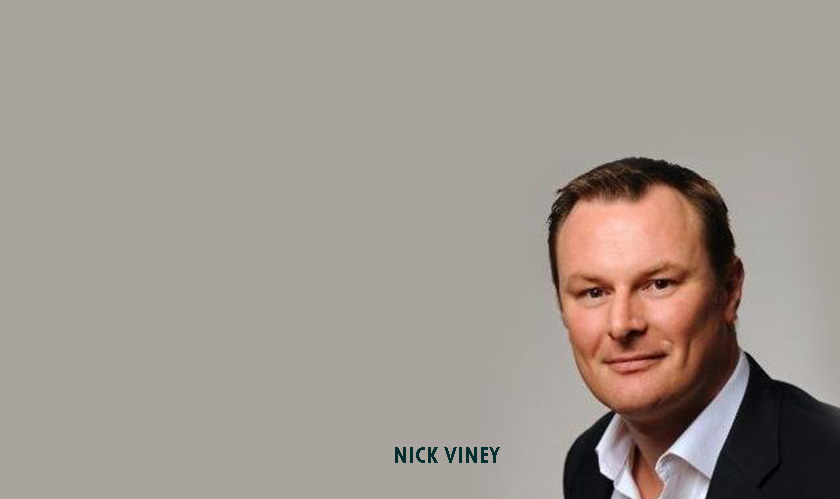 Nick Viney is the newly appointed leader of Telco