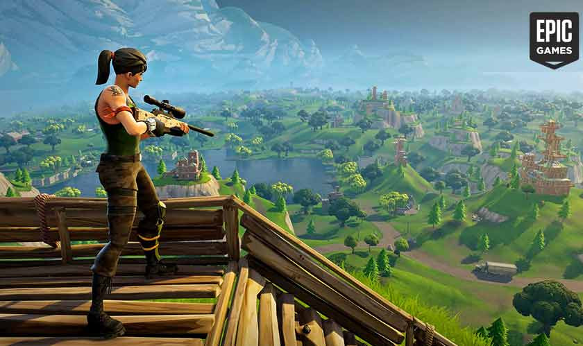 Epic Games sues Apple, Google over anti-competitive behavior