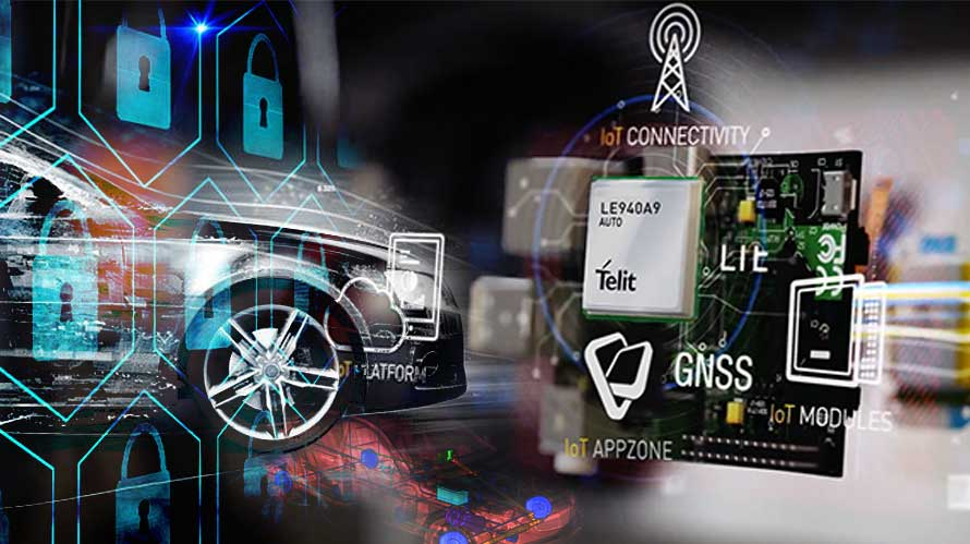 Connected cars will respond faster with Telit's 450 Mbps LTE-Advanced Automotive-Grade Module