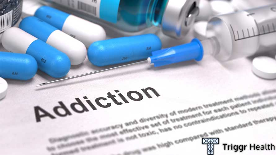 Triggr Health helps you come out of Addiction