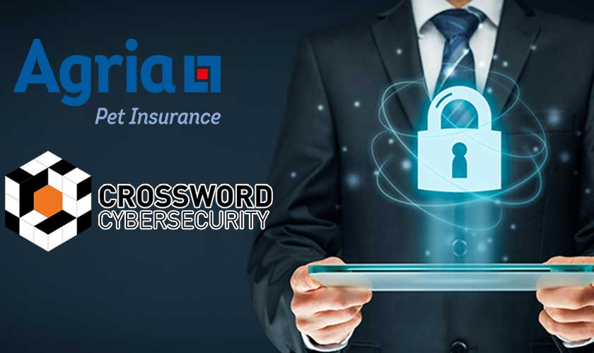 For cybersecurity consultancy, Agria Pet Insurance chooses Crossword
