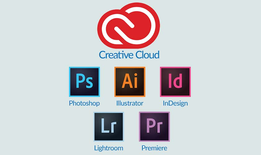 Adobe's Creative Cloud apps gets an update