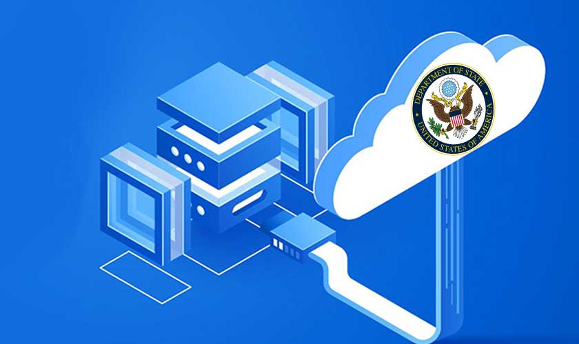 Shift to the cloud has relieved the State Department