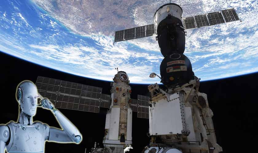 AI and robots are utilized to the maximum in Russia's new space station