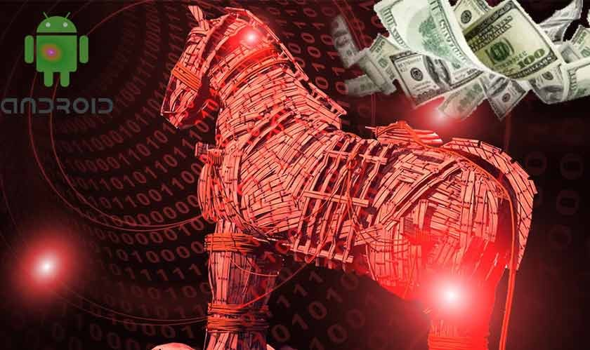 """Malicious trojan """"GriftHorse"""" steals Millions from over 10 Million Users"""
