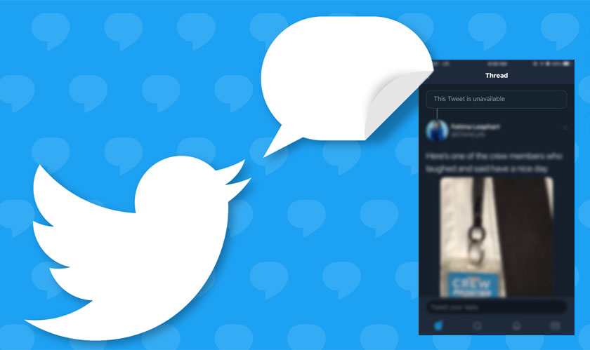 Twitter to offer more contexts about unavailable tweets