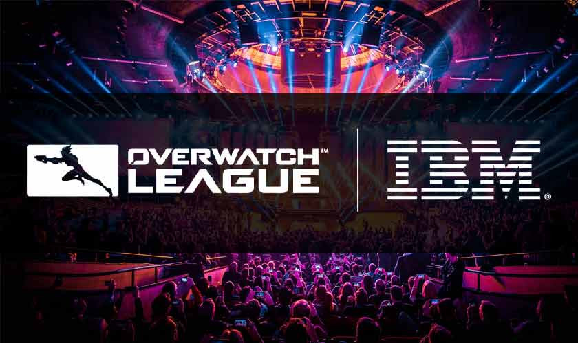 IBM Enters Esports Arena as a Presenting Partner
