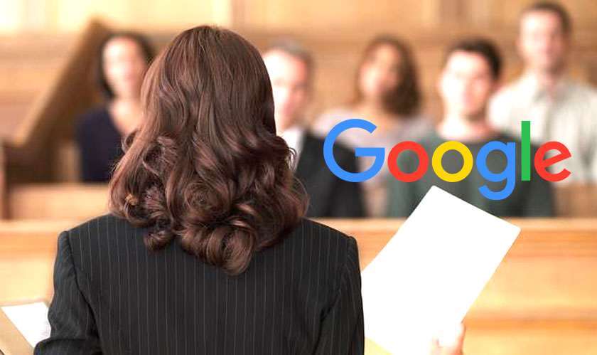 3 women sue Google over pay discrimination