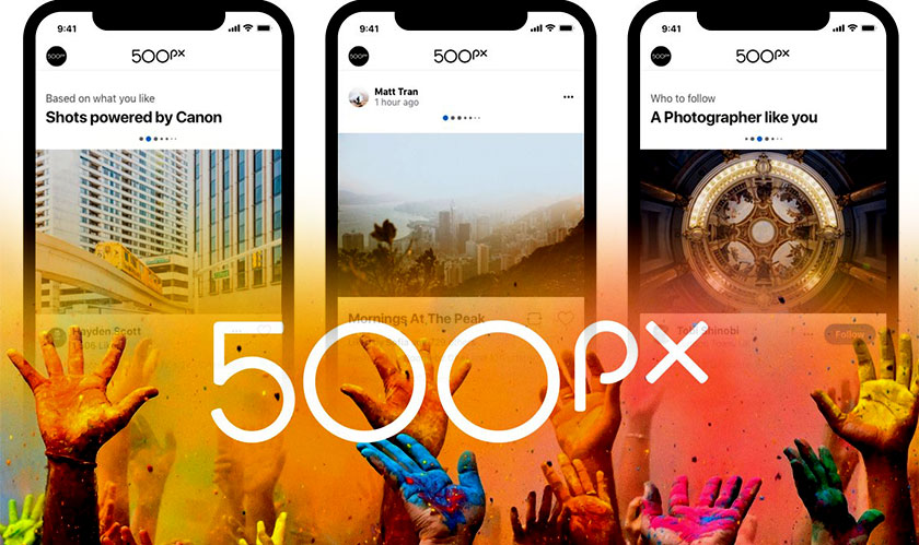 500px will no longer be the same, Creative Commons banished