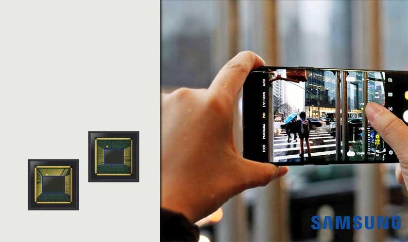 64 pixels phone camera