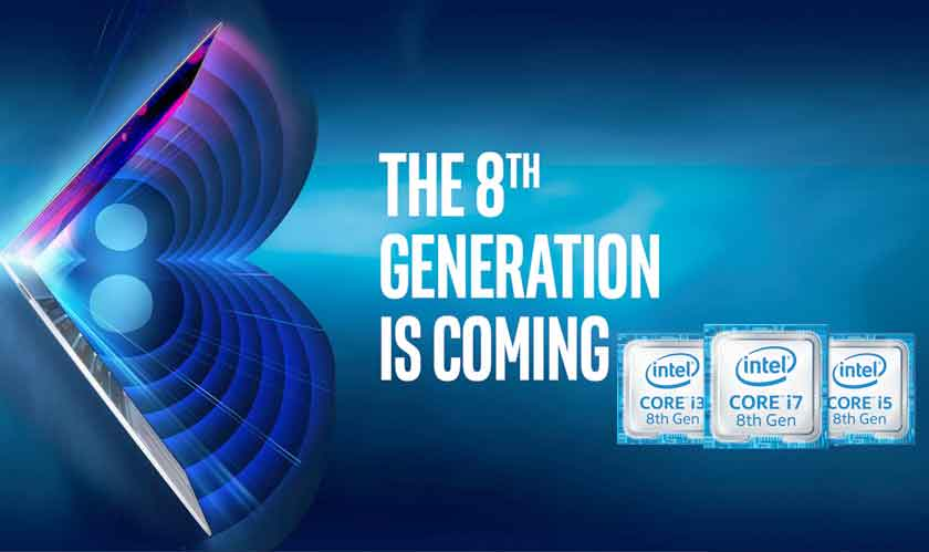 8th Gen Kaby Lake processors to boost speed by 40%