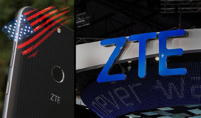 China's ZTE will be back in the US says President Trump