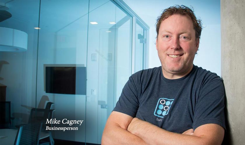 "Mike Cagney comes up with new startup ""Figure,"" raises $225 million"