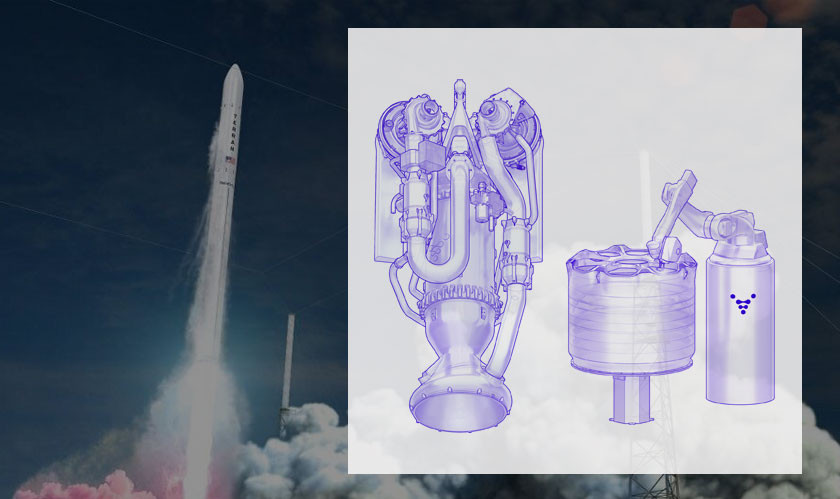 Relativity Space introduces a reusable, 3D-printed rocket to compete with SpaceX