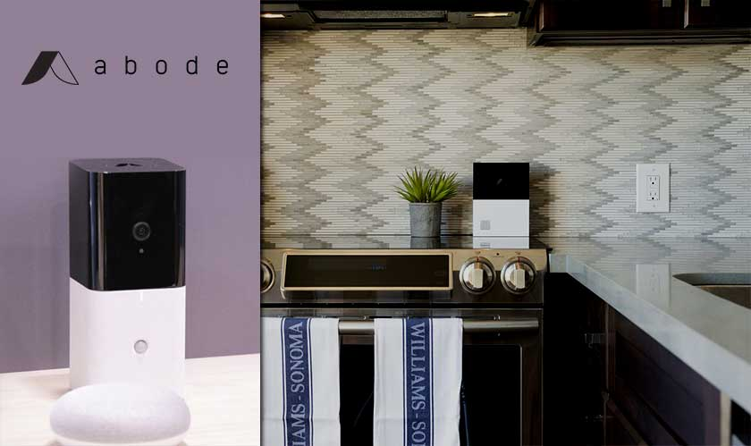 Abode welcomes HomeKit and Siri on its gateway
