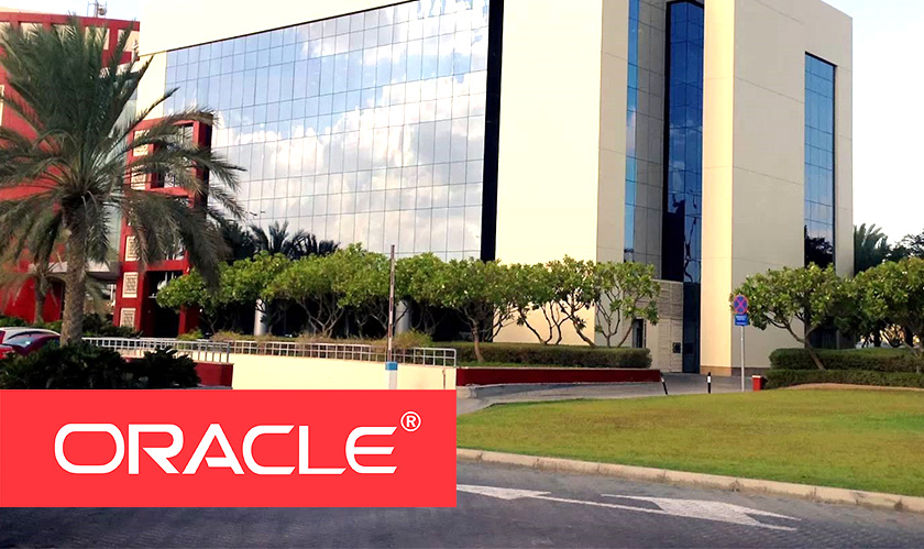 Abu Dhabi is looking forward for Oracle's arrival