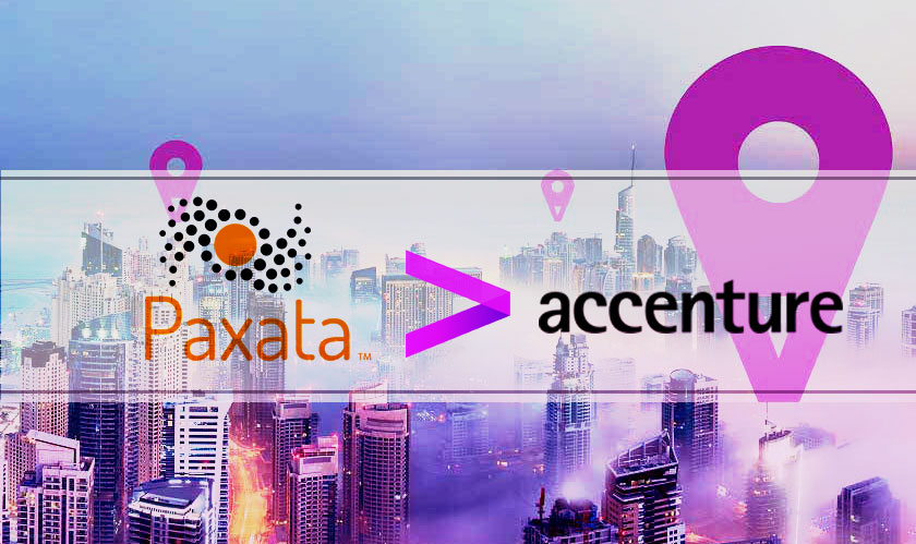 Accenture has inked an alliance with Paxata