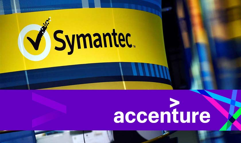 Accenture is acquiring Symantec's Cyber Security Services business