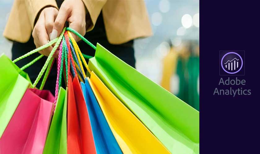 adobe analytics outperformed retail sales