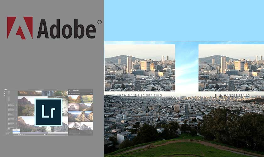 Adobe announces new AI feature for its products, including Lightroom