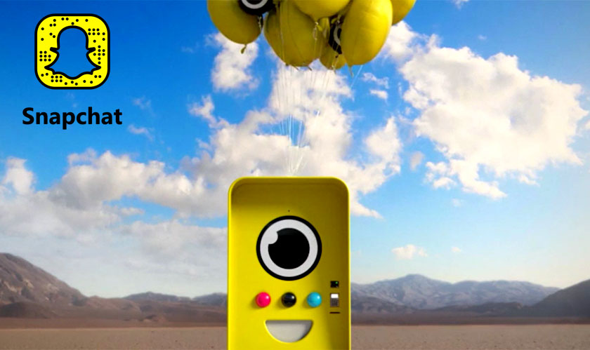 Advertisements are part of Snapchat's new partners
