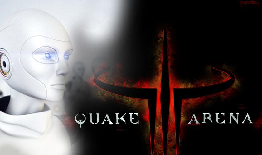 deepmind bots play quake iii