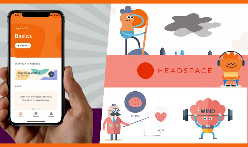 Healthcare and AI blend into the Headspace meditation app