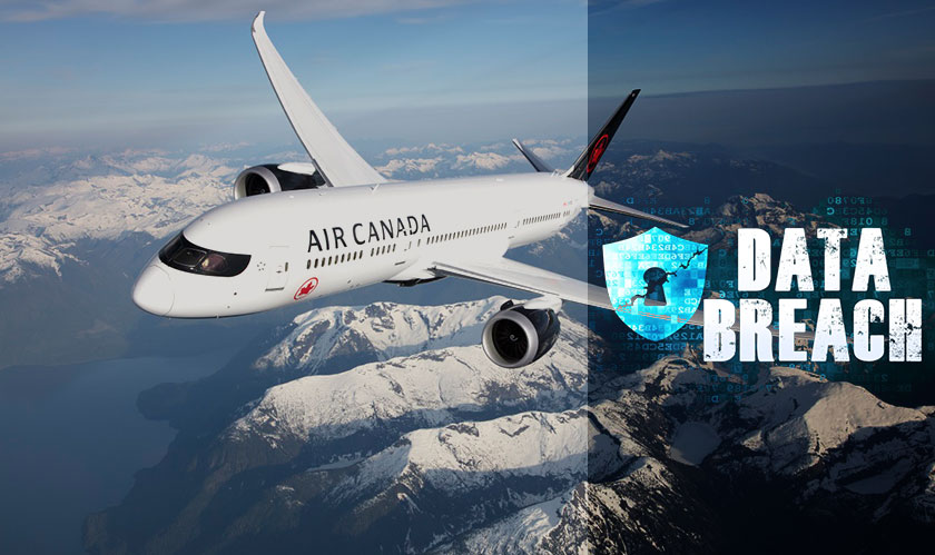 Air Canada latest victim of a data breach