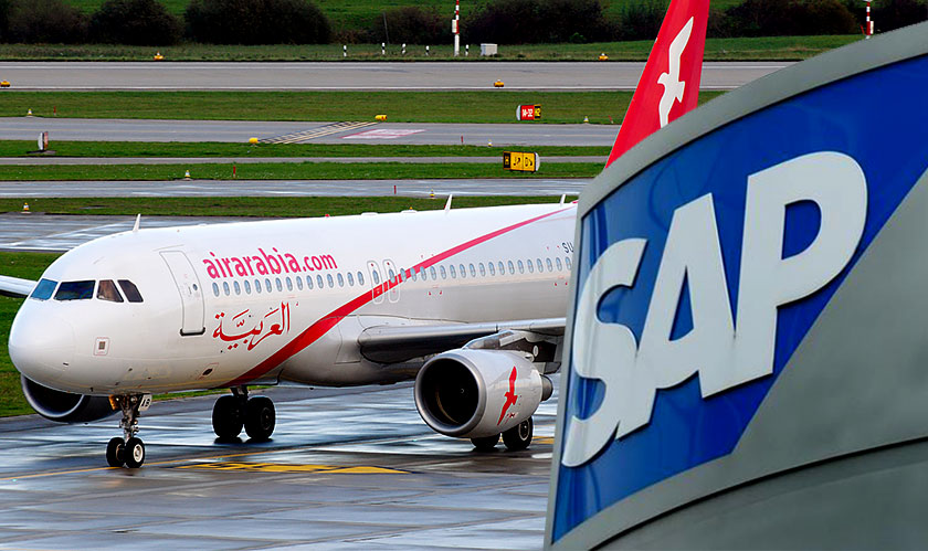 sap airarabia uses sap successfactors