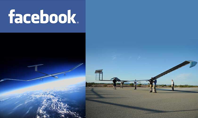 airbus facebook plan drone internet
