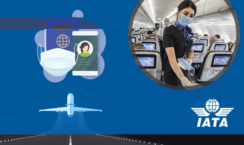 Airline industry readying an app for quarantine-free travel