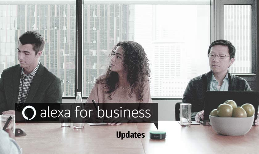 Alexa for Business opens up to third-party device makers