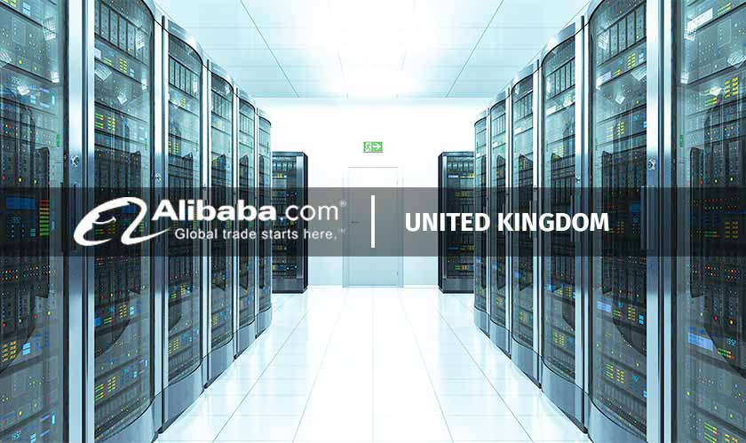 Alibaba opens two data centers in the UK