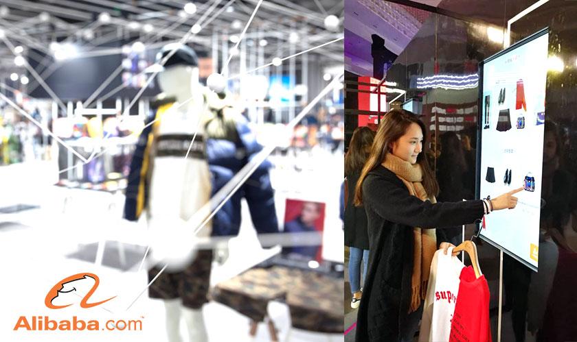 Alibaba debuts its 'FashionAI' concept store