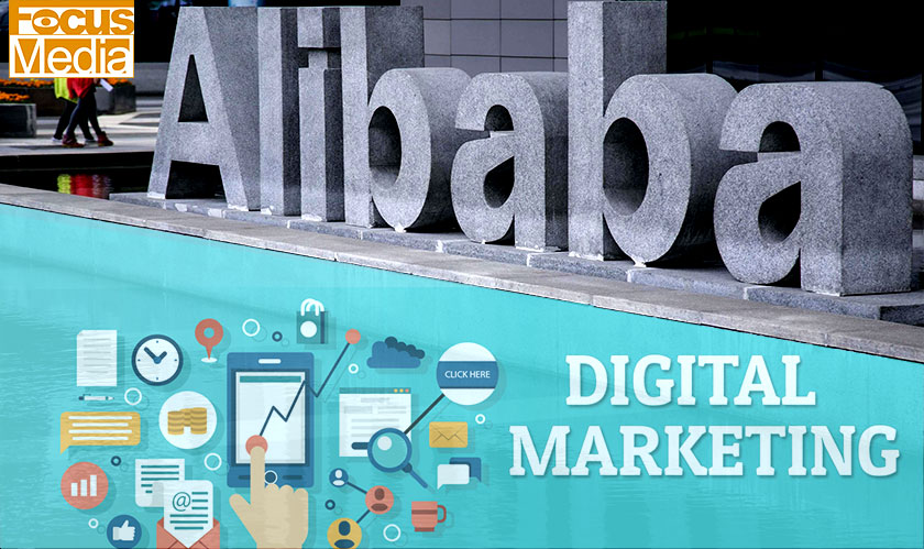Alibaba is investing in Focus Media to boost Digital Marketing