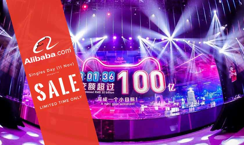 Alibaba rakes in big money on its Singles' Day sale