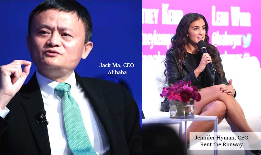 Alibaba's Jack Ma invests in Rent the Runway