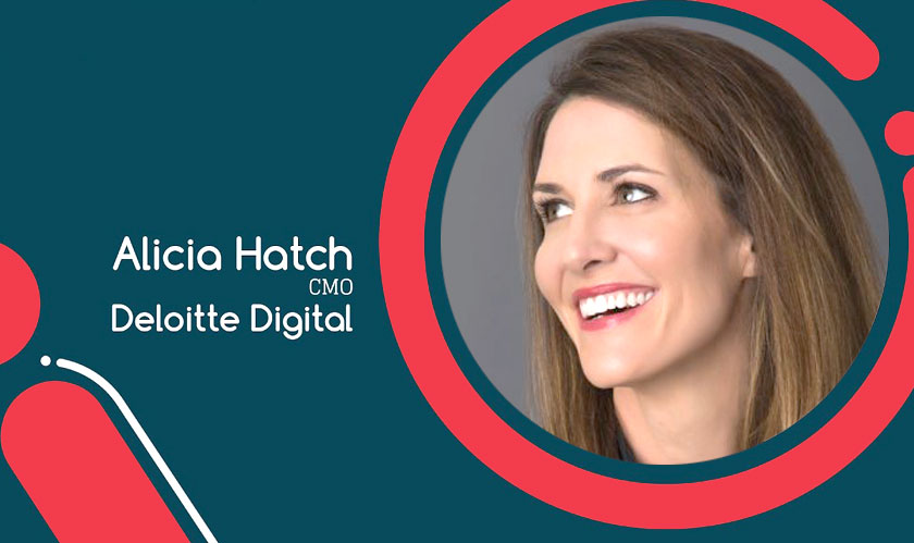 Alicia Hatch, Chief Marketing Officer of Deloitte Digital named to Adweek 50 list