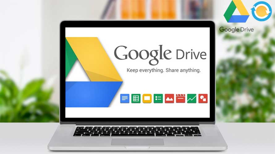 all backup and sync from google drive