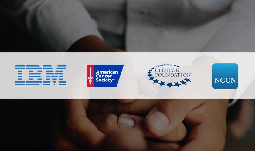 IBM, American Cancer Society, CHAI, and NCCN form a new alliance