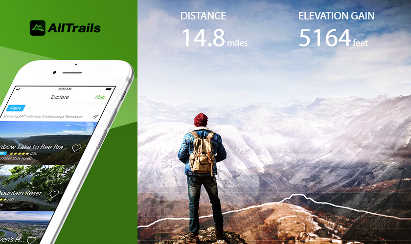 The AllTrails app gets a big boost and keeps hikers happy