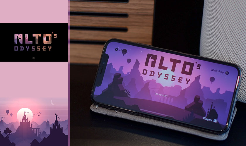 Alto's Odyssey is Free for Android Players, Ready to hit Play Store Next Month
