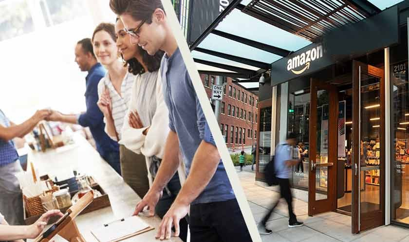 Amazon ostensively to open series of department stores to reach customers largely