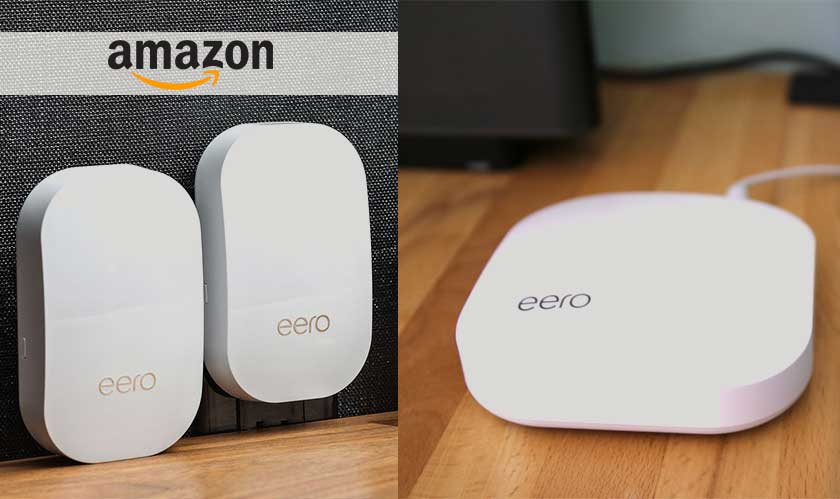 Eero is now in the hands of Amazon