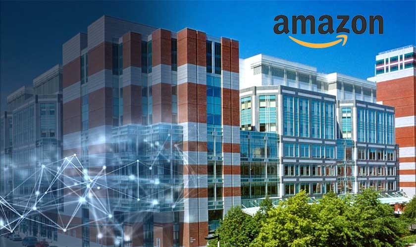 Amazon grants AI tech to a Harvard-affiliated teaching hospital