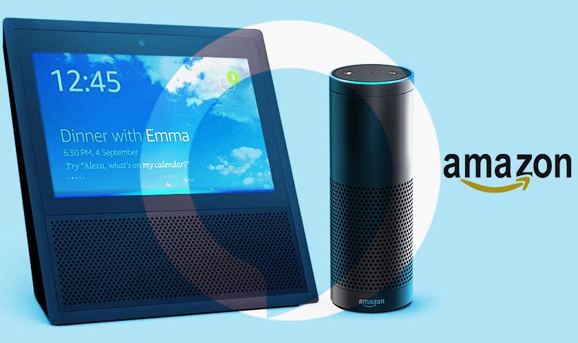 amazon alexa echo voice recognition