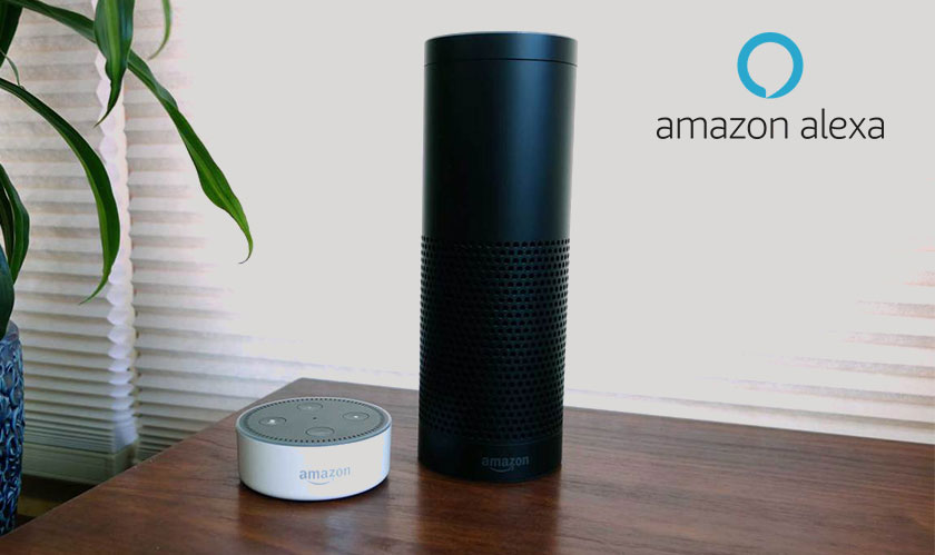 amazon alexa connects local business