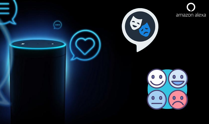 Amazon's Alexa gets emotions