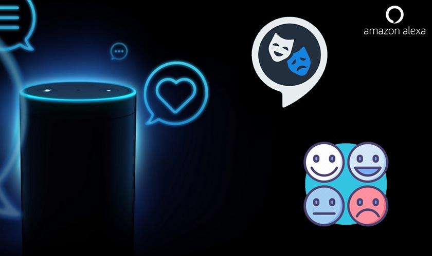 amazon alexa digital assistant emotions