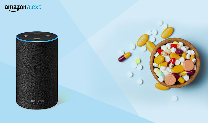 Alexa now reminds users to take their medicines